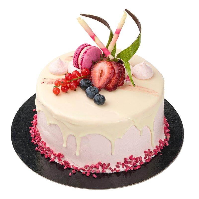 Tort Iaurt si Zmeura | Palibo
