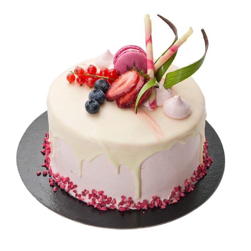 Tort Iaurt si Zmeura 3 | Palibo