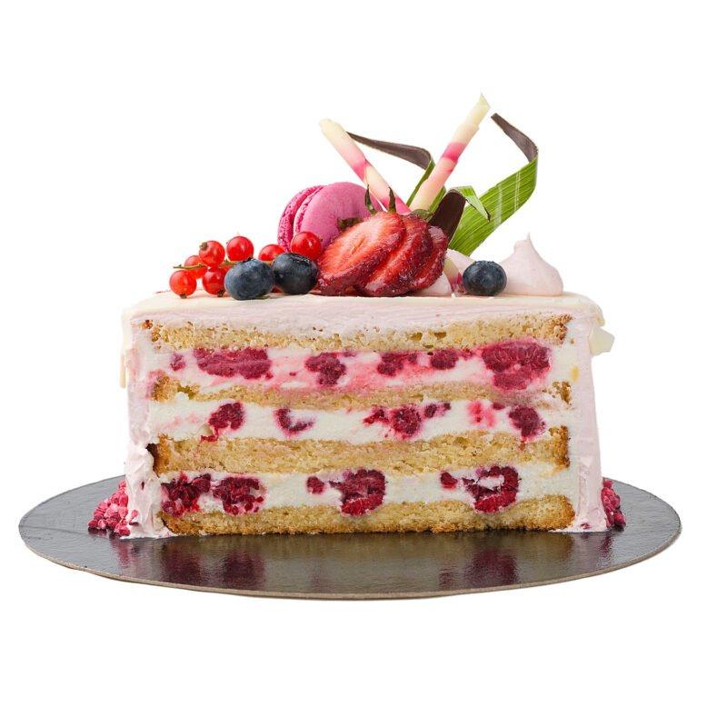 Tort Iaurt si Zmeura 2 | Palibo