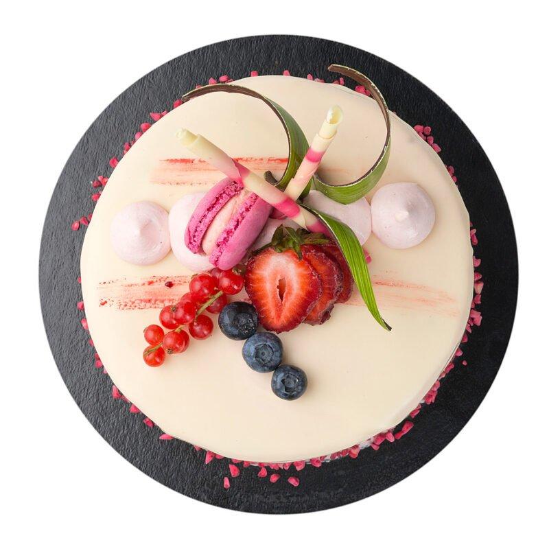 Tort Iaurt si Zmeura 1 | Palibo