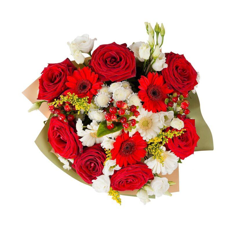 Aranjament florar mare   Cofetaria Palibo Iasi