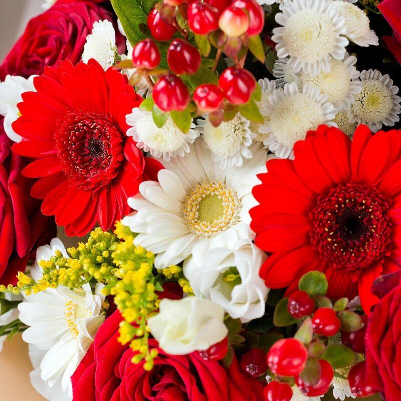 Aranjament florar mare 1   Cofetaria Palibo Iasi