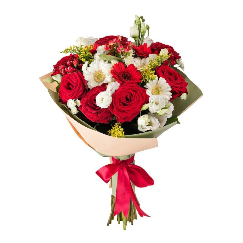 Aranjament florar mare 2   Cofetaria Palibo Iasi