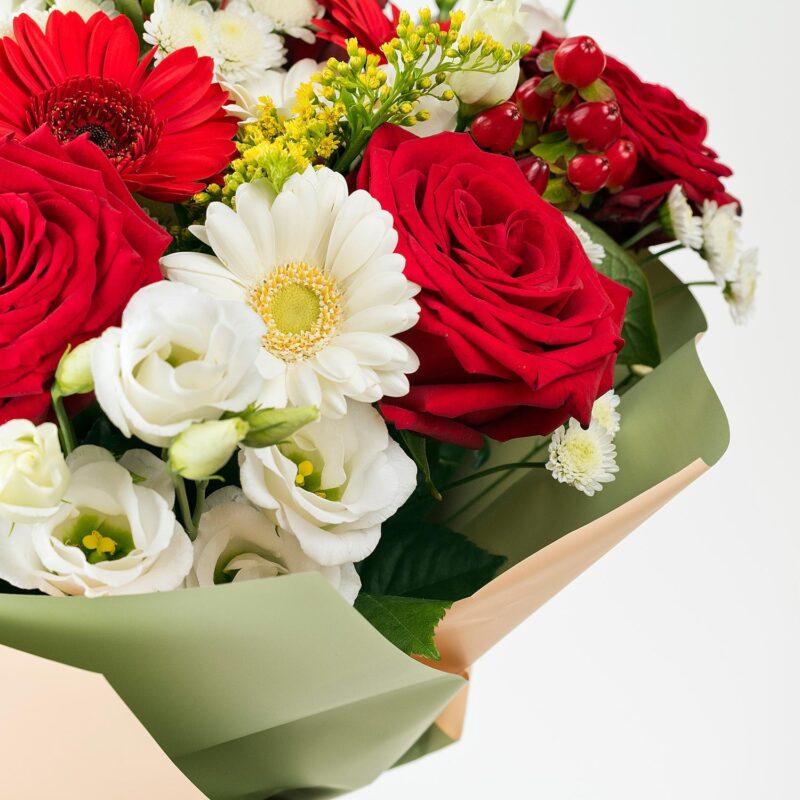 Aranjament florar mare 3   Cofetaria Palibo Iasi