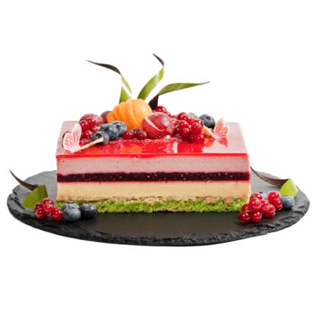 Tort Mousse Tropical | Cofetaria Palibo Iasi